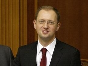 Яценюк будет баллотироваться на пост Президента Украины