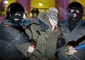 Московские ОМОНовцы отказались выходить на работу из-за перегрузки и отсутствия выходных