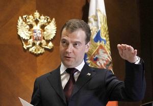 Медведев принял отставку губернатора Камчатки