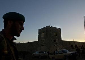 Один из лидеров Талибана задержан в Афганистане