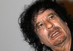 The Guardian: Каддафи кричал бойцам ПНС  не стреляйте!
