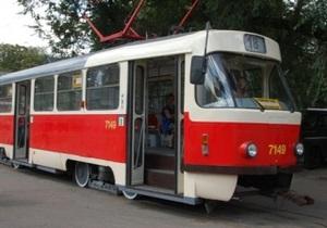 В Одессе в трамвае произошла массовая драка