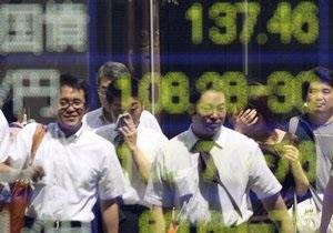 Украинские фондовые индексы снижаются