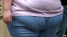 Британские женщины -  самые толстые в Европе