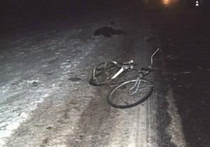 Против мэра Радивилова, сбившего насмерть велосипедиста, возбудили уголовное дело