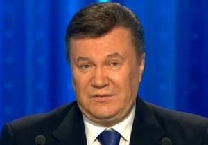 Янукович - Диалог со страной - коррупция - Янукович обязал СМИ предоставлять сравнительные таблицы по проблеме коррупции