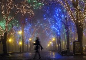 Погода на понедельник, 7 декабря