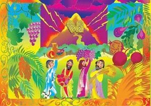 Шавуот 2013 - Сегодня иудеи празднуют Шавуот