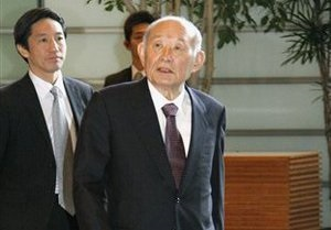 Министр финансов Японии из-за переутомления ушел в отставку