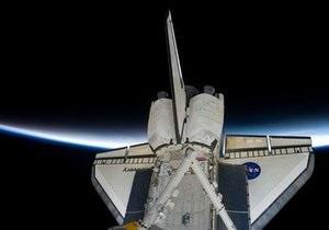 Из-за плохой погоды посадка американского космического корабля Discovery отложена