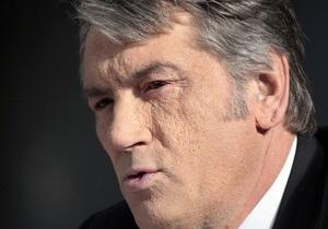 УП: Перед саммитом Украина - ЕС в Брюсселе побывал Ющенко