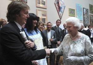 Звезды мировой эстрады выступят у Букингемского дворца