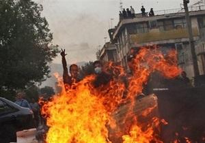 Власти Ирана угрожают оппозиции казнями за  богопротивные деяния