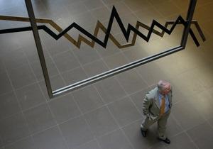 Индекс Украинской биржи обновил трехгодичный минимум