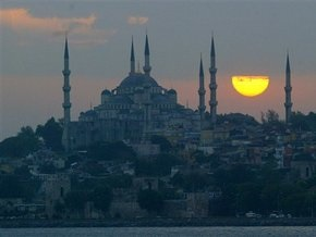 Стамбульские школьники получили карту, на которой Армения является частью Турции