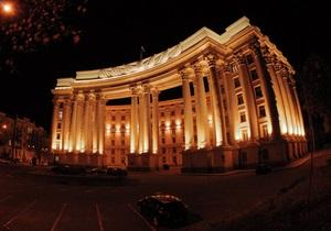 В МИД рассказали, почему Украина не выступила с осуждением ситуации в Сирии