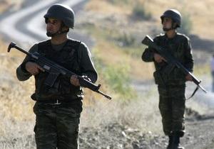 В Турции при столкновении с курдами погибли 13 солдат