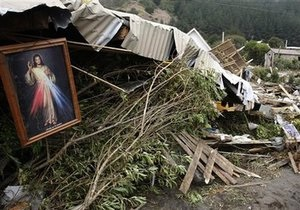 В пострадавших от землетрясения районах Чили разместят 7 тысяч военнослужащих