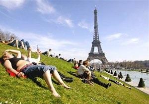 В апреле в Украину придет Французская весна