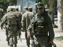 На грузино-абхазской границе в перестрелке погиб пограничник