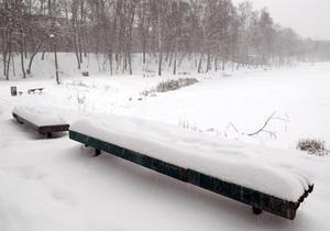 Морозы унесли жизнь еще одного жителя Украины