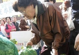 Из-за неурожая капусты корейцы рискуют остаться без главного национального блюда