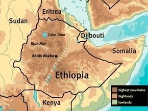 Тяжелые бои идут в Эфиопии