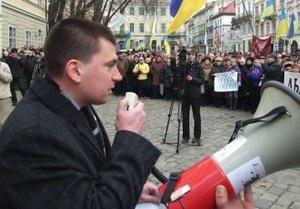 Партия регионов: Заявления о  синежопой банде  оскорбляют миллионы украинцев