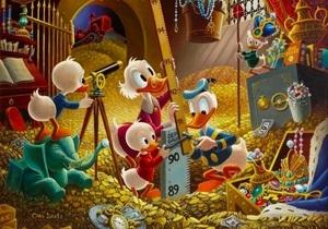 Forbes назвал самых богатых вымышленных персонажей