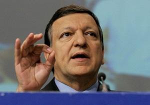Баррозу хочет показать партнерам по G20, что ЕС способен выйти из кризиса