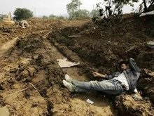 В селевом потоке погибли более 250 китайцев