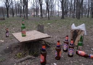 Пиво, алкоголь, сигарет: парламент может увеличить возраст для покупки с 18 до 21