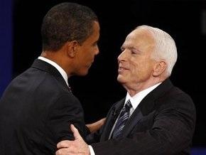 Обама и Маккейн: за день до выборов