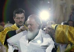 Патриарх Кирилл закупил роскошную мебель в Италии - Il Giorno