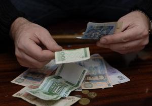 Украина оказалась лидером по темпам инфляции среди стран СНГ
