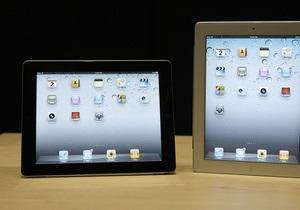 Новый iPad появился в продаже в Китае