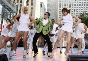 Gangnam style стал песней года в Южной Корее