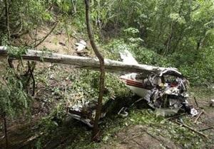 В Мексике рухнул самолет с конгрессменами на борту, никто не выжил