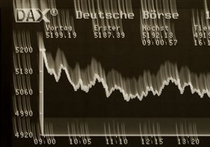 Украинские биржевые индексы падают