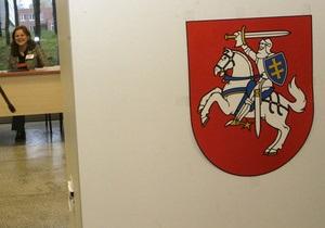 Литва откроет в Харькове почетное консульство