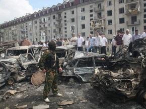 Источник: Теракт в Назрани совершили два смертника