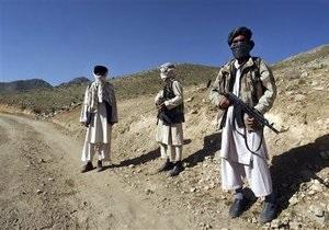 Талибы расстреляли свадьбу в Афганистане: погибли девять человек