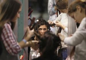 Фотогалерея: 31-я Ukrainian Fashion Week. Репортаж с бэкстейджа