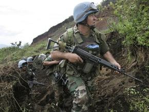 МИД Франции: Миссия ООН в Конго не способна решать боевые задачи
