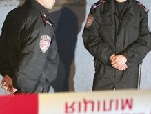 В Харькове обстреляли джип: ранен один человек
