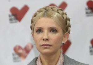 Тимошенко не признает результаты выборов в Киевской, Львовской областях и в Тернополе