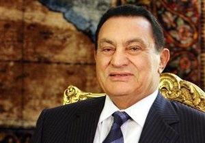 СМИ: Президенту Египта осталось жить меньше года