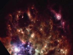 Ученые обнаружили сразу три механизма рождения звезд