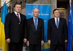 На Банковой началась встреча Януковича с лидерами ЕС в узком кругу