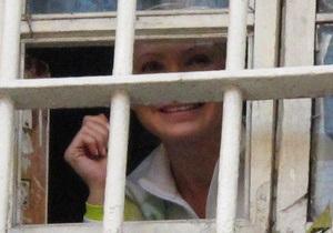 В СИЗО не знают, поступило ли поручение от Януковича об улучшении условий содержания Тимошенко